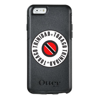 Trinidad and Tobago Flag Simple OtterBox iPhone 6/6s Case