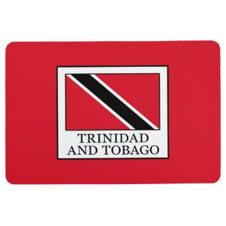 Trinidad and Tobago Floor Mat