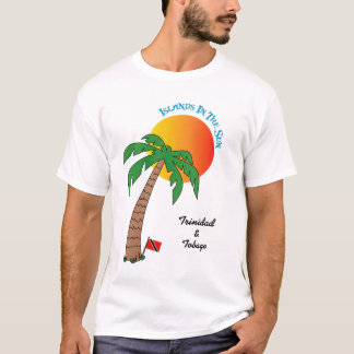 Trinidad and Tobago Islands In The Sun T-Shirt