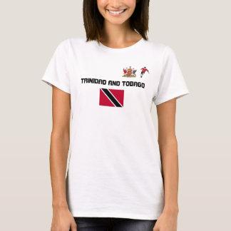 TRINIDAD AND TOBAGO LADIES T-Shirt