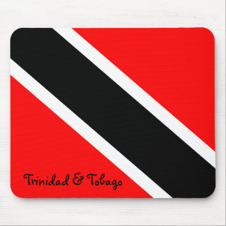 Trinidad and Tobago National Flag Mouse Mat