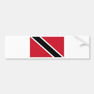 Trinidad and Tobago Products & Designs! Bumper Sticker