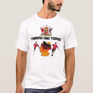 TRINIDAD AND TOBAGO SOCCER GERMANY T-Shirt