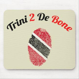 Trinidad and Tobago Trini 2 De Bone Mouse Pad
