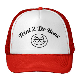 Trinidad and Tobago Trini To The Bone Cap