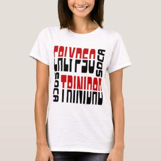 Trinidad Calypso Soca Cube T-Shirt