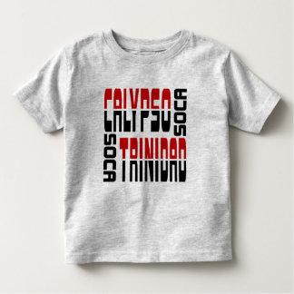 Trinidad Calypso Soca Cube T Shirts