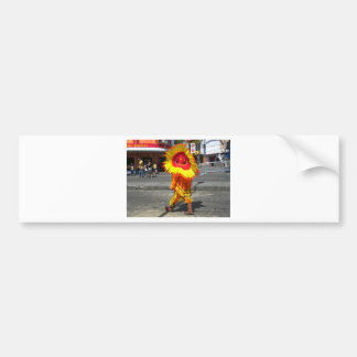 Trinidad Carnival 2010 Bumper Sticker