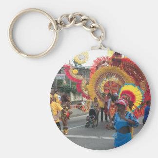 Trinidad Carnival Key Chains