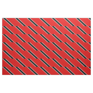 Trinidad Flag Fabric
