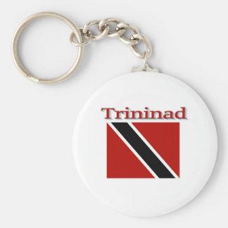 Trinidad keychains
