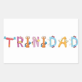 Trinidad Sticker