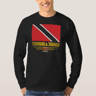 Trinidad & Tabago Flag Apparel T-Shirt