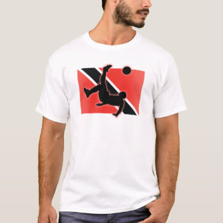 Trinidad Tobago Bicycle Kick T-Shirt