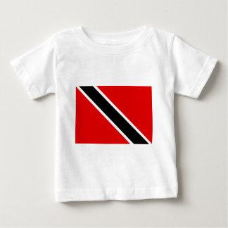 Trinidad Tobago Flag Baby T-Shirt