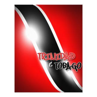 Trinidad &Tobago Patriotic Flyer