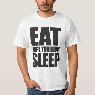 Trinidad & Tobago Slangtology - Eat T-Shirt