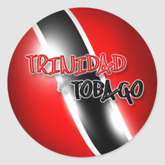 Trinidad & Tobago Sticker