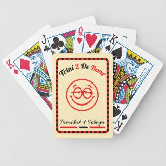 Trinidad & Tobago Trini To The Bone Poker Deck