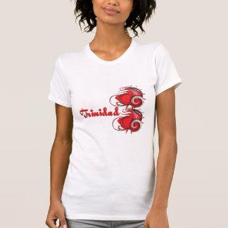 Trinidad Whirled T Shirts