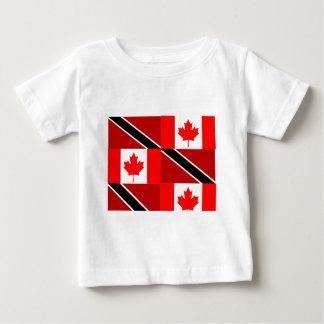 Trinidadian-Canadian Baby T-Shirt