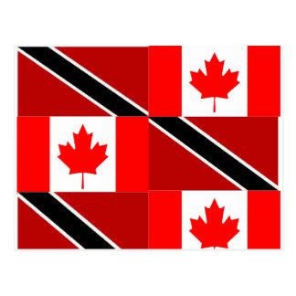 Trinidadian-Canadian Post Card