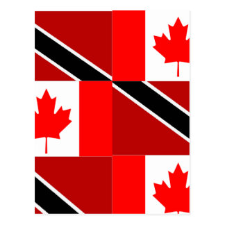 Trinidadian-Canadian Postcard