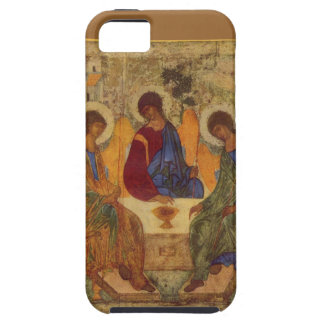 Trinity Angels At Mamre iPhone 5 Cover