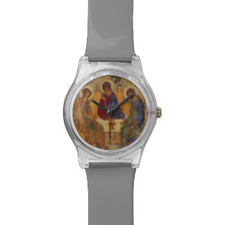 Trinity Angels At Mamre Watch