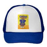 Trinity Anime Art Gallery Character Trucker Hat