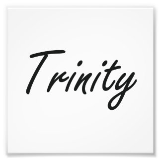 Trinity artistic Name Design Art Photo