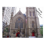 Trinity Cathedral in Downtown Pittsburgh, PA Post Cards