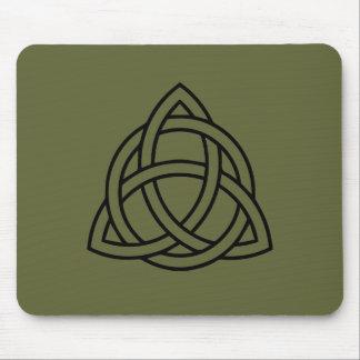 Trinity Celtic Knot Mousepad