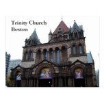 Trinity Church Boston Post Cards