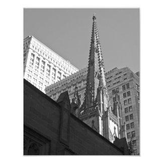 Trinity Church PHOTO PRINT