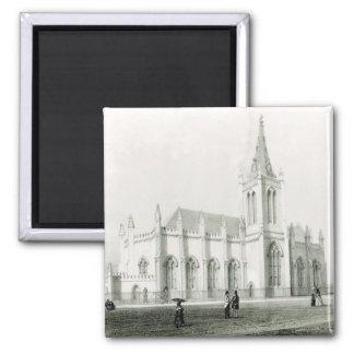 Trinity church, Port of Spain Magnet