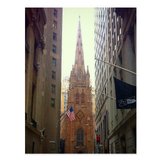 Trinity Church Postcard