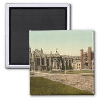 Trinity College, Cambridge, England Magnet