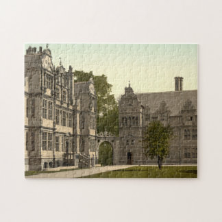 Trinity College, Oxford, England Jigsaw Puzzle