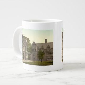Trinity College, Oxford, England Jumbo Mug