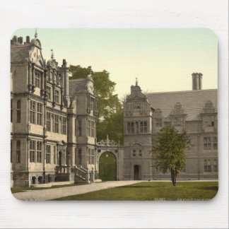 Trinity College, Oxford, England Mouse Mat