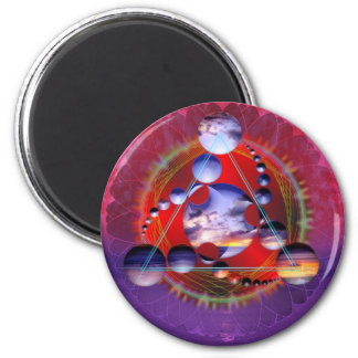 Trinity Fridge Magnets