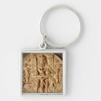 Trinity medal, recast version of original key chains