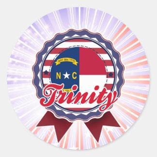 Trinity, NC Stickers