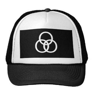 ~Trinity~ TRINITY CIRCLES, DRUM, BONHAM HAT! Cap
