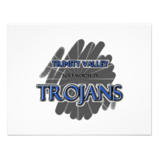 Trinity Valley School Trojans - Fort Worth, TX Invitations