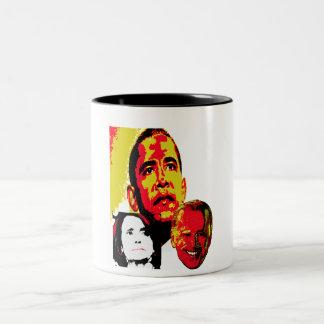 Trio Two-Tone Mug