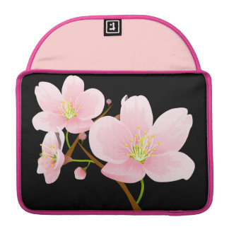 Trio of Cherry Blossoms MacBook Pro Sleeve