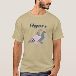 Trio of flyers T-Shirt