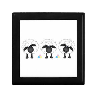 Trio Of Sheep Gift Box